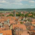 05 Rothenburgin kattoja