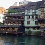 07 Ravintola Strasbourgissa