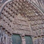 10 Strasbourgin kirkko