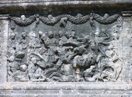 05 Reliefi Fouilles de Glanumissa