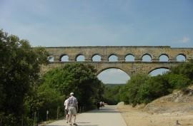 15 Ponte du Gardin akvedukti