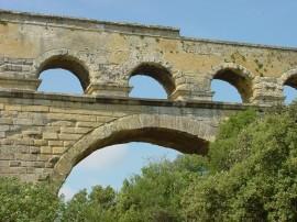 17 Ponte du Gardin akvedukti