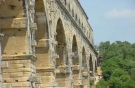 19 Ponte du Gardin akvedukti