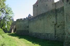 33 Carcassonnen ulkomuuri
