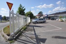 Somero ei ole lintukoto rikollisuuden suhteen. K-Maatalous rakensi liikkeen pihan ympärille uudet aidat ja lukittavat portit.