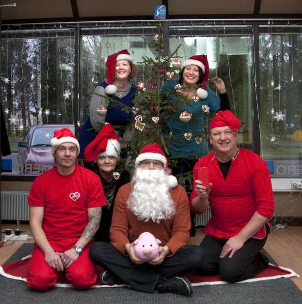 Possu Pyylevä seikkaili 23 päivää ympäri Someroa, mutta palasi jouluksi kotiin toimitukseen.