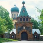 16 Pyhtitsan luostarin portti