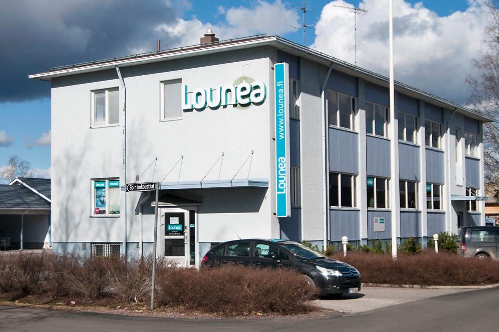Somero-Lehti muuttaa toukokuussa Lounean kiinteistöön.
