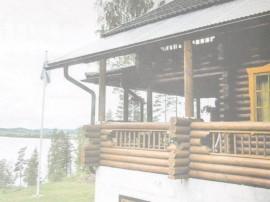 Leirintäalueen kahvilasta avautuvat maisemat miellyttivät avajaisvieraita.