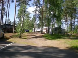 Hovimäki Camping asuntovaunu