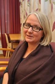 Mielenterveys Salon seudun mielenterveysomaiset koordinaattori Jaana Knaapi-Lehtonen omaisten ryhmä vetäjä