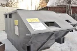 Muovinkeräys alkoi muovinkeräysastia jätehuolto keräys jätekeräys keräyspiste