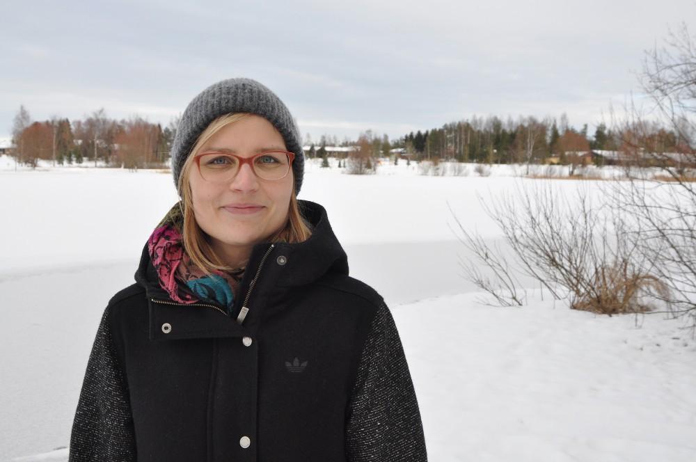 Anna Tuominen aloitti Paimionjoki-yhdistyksen toiminnanjohtajana tammikuussa.