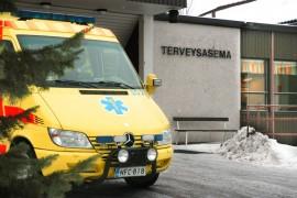 terveyskeskus ambulanssi