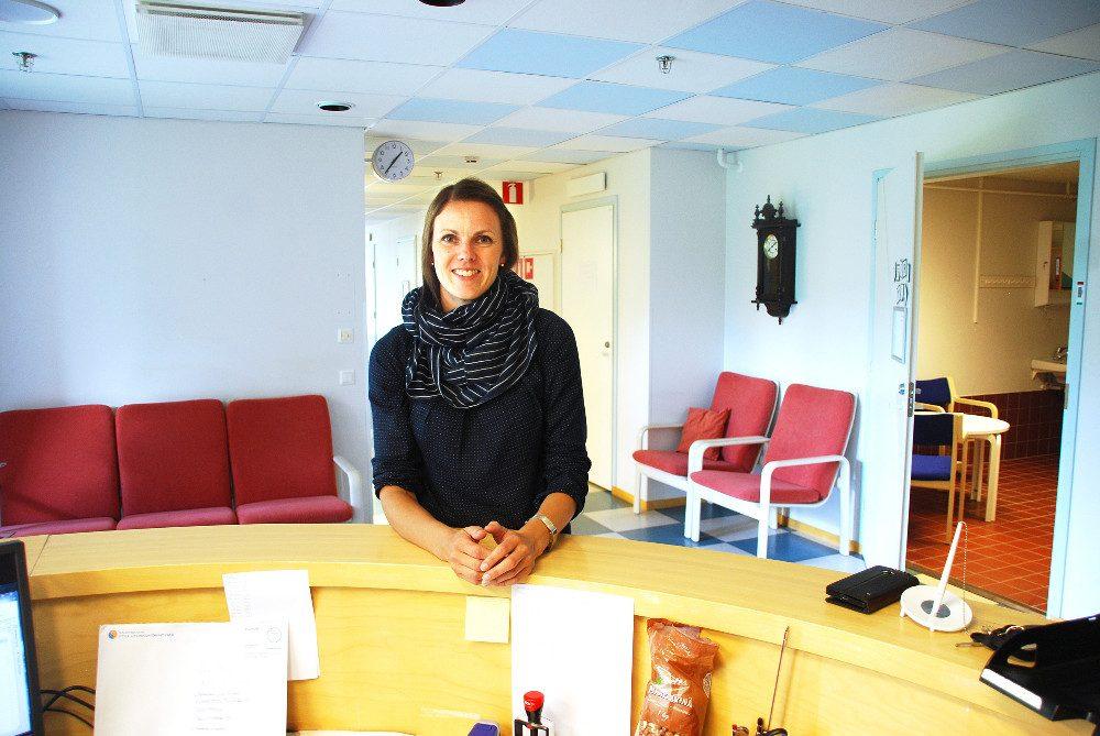 Sosiaalitoimiston muutto Lamminniemen Hyvinvointikeskukseen vei vt. sosiaalityön johtaja Marjaana Sorokinilta jatkuvan flunssaisen ja väsyneen olon.