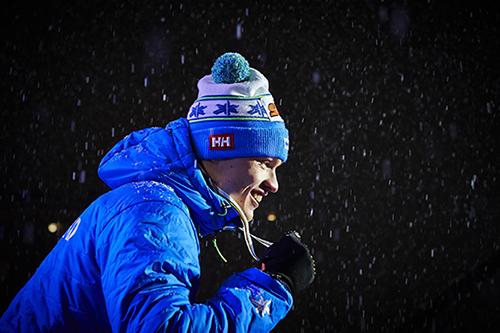 Kuvassa Maailmanmestari Iivo Niskanen ... 3711 Lahden MM-hiihdot