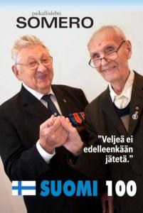 Suomi 100 lehti